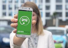 StromStarter-App der Stadtwerke Kiel soll zum Umstieg aufs E-Auto ermutigen.