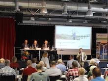 Gute Geschäftszahlen für 2018 konnte das Unternehmen Naturstrom auf seiner diesjährigen Hauptversammlung präsentieren.