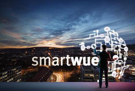 Digitalisierungskonzept smartwue soll Lebensqualität steigern.