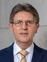 Staatssekretär Klaus Vitt ist Beauftragter der Bundesregierung für Informationstechnik und Vorsitzender des 115-Lenkungsausschusses.