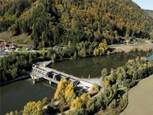 Murkraftwerk Rabenstein: Erstes digitalisiertes Wasserkraftwerk von Verbund.