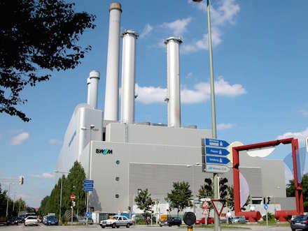 Stadtwerke München modernisieren die Gasturbinen im Heizkraftwerk-Süd.