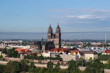 Wie sich Magdeburg weiterentwickeln soll, können die Bürger mitbestimmen.