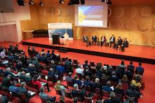 Auf dem Solarbranchentag Baden-Württemberg diskutieren Experten Ende Oktober über die Zukunft der Solarenergie.