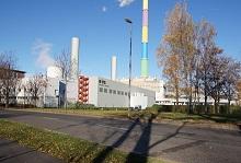 Architektenentwurf des künftigen MHKW Nord in Chemnitz.