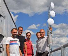 Meckenheim: Städtisches IT-Team sorgt für digitalen Schulcampus.