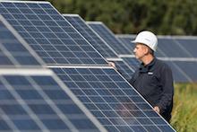 WEMAG Netz: Im sonnenreichen ersten Halbjahr 2019 lieferten die Photovoltaikanlagen rund 234 GWh Energie.
