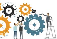 In Digitalisierungslaboren wird an der OZG-Umsetzung gearbeitet.