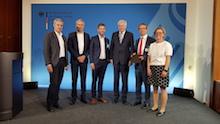 Wolfsburg erhält den Förderbescheid für das Modellprojekt Smart City von Bundesinnenministerium.