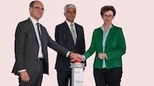 ITZBund eröffnet neues Master-Rechenzentrum in Bonn.