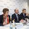 Pressekonferenz zur Gründung des Zentrums Wasserstoff.Bayern in Nürnberg.
