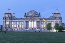 Wird mit Erdgas von den Stadtwerken Weißenfels beliefert: der Deutsche Bundestag.
