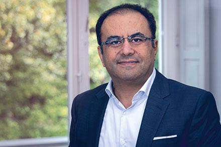 Goodarz Mahbobi ist Geschäftsführer der IT- und Management-Beratung axxessio.