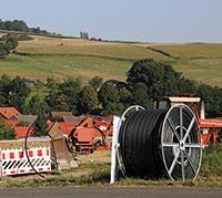 Breitband: Ausbauprojekte wollen gut geplant sein.