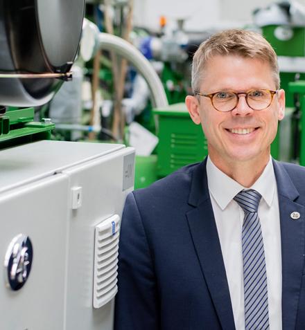 2G-Gründer Christian Grotholt leitet das Unternehmen als Vorstand.
