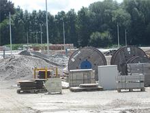 Nagold: Im Neubaugebiet wird das CitySys-System von euroLighting installiert.