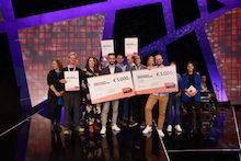 LiveEO und Polyteia gewinnen den Smart Country Startup Award.