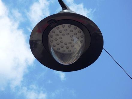Allein durch den Wechsel zu LED-Leuchtmitteln bei den Straßenlaternen ist eine Energieeinsparung von 38 Prozent zu verzeichnen.