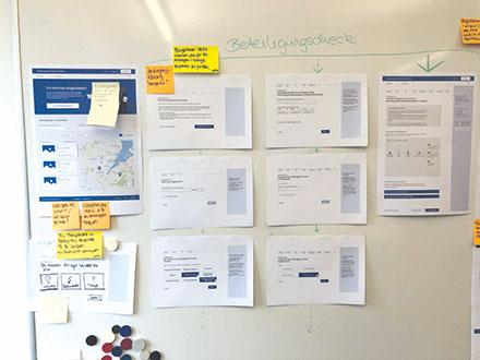 Digitalisierungslabor: Prototyp für Bürgerbeteiligung in der Entwicklung.