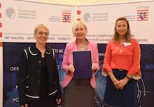 Hessen: Digitalministerium und TU Darmstadt vereinbaren Kooperation zu verantwortungsbewusster Digitalisierung.