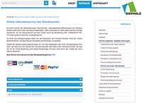 Stadt Diepholz setzt auf Online-Urkundenservice.