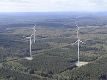 Bürgerbeteiligungsprojekt Windpark Münsterwald: Zukünftig drehen sich hier sieben Windräder.