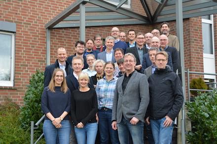 Alle Bau- und Planungsamtsleiter stimmen der gemeinsamen Nutzung eines Servers für Planungs- und Beteiligungsprozesse im Kreis Steinfurt zu.