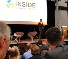 Timo Dell, Bereichsleiter Vertrieb und neue Geschäftsfelder von rku.it, hat den Kongress initiiert und kündigt bereits den Termin für die zweite Auflage an.