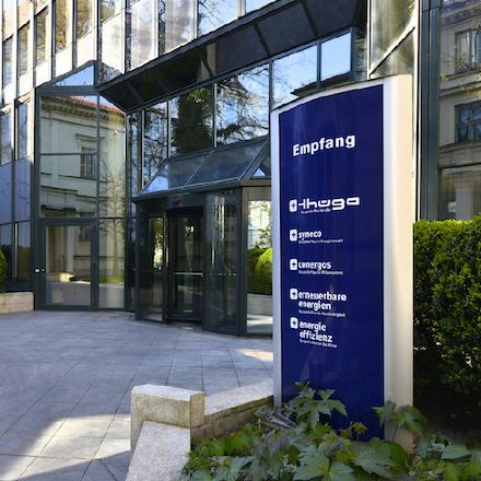 Thüga: Kommunaler Energiekonzern mit Sitz in München.