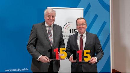 Niedersachsen besiegelt 115-Teilnahme.