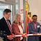 Das Creative Information Technology Center des BAMF wird eröffnet.