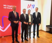 MVV-Vorstand ist zufrieden mit dem Geschäftsjahr 2019.