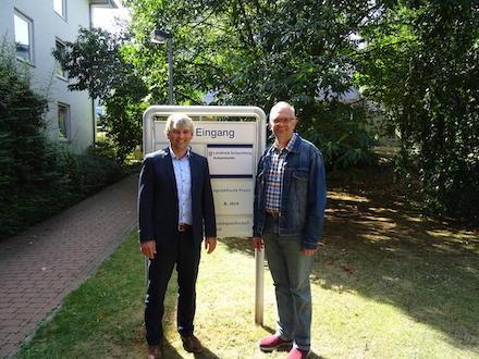 Kreis Schaumburg bearbeitet Bußgeldverfahren mit pmEinziehung.