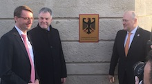 Eröffnung des neuen Dienstsitzes des BSI in Freital.
