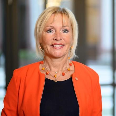 Hessens Digitalministerin Kristina Sinemus
