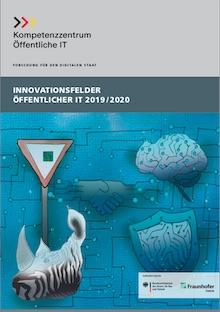 KI ist das Trendthema in den Innovationsfeldern Öffentlicher IT.