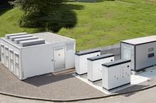 Kraftwerksbatterie Heilbronn kauft einen Batteriespeicher auf dem Firmengelände von Bosch Thermotechnik.