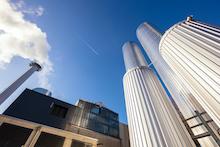 Zeppelin Power Systems hat 2018 als Generalunternehmer für die Stadtwerke Aachen  (STAWAG) ein Blockheizkraftwerk in Aachen errichtet.
