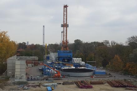 Das Praxisforum Geothermie.Bayern findet am Heizkraftwerk Süd in München statt.