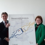 Räumlichkeiten der FITKO in Frankfurt am Main eröffnet.