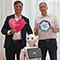 Dr. Alexander Dietrich und Thomas Bönig mit Roboter Pepper aus dem Innovation-Center des IT-Referats der Stadt München.