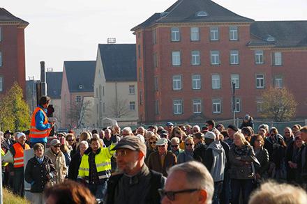 Die Möglichkeiten zur Bürgerbeteiligung werden in Bamberg rege wahrgenommen.