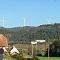 Verzeichnete 2019 mit 32.000 MWh ein Rekordergebnis: der Windpark Kambacher Eck.