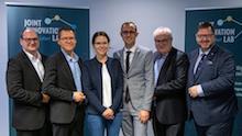 Schleswig-Holstein: Joint Innovation Lab feiert ersten Geburtstag.