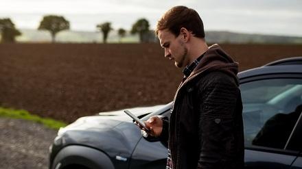 Per App sind die Nutzer des Carsharings über alles informiert, angefangen von Standorten bis hin zu Batterieladeständen.