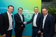 Stadtwerke Bochum und Witten kooperieren künftig auch auf dem Gebiet der Elektromobilität.