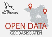 Geobasisdaten sind in Brandenburg ab sofort kostenfrei verfügbar.
