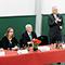 Auch in diesem Jahr werden Experten auf der Steinfurter Bioenergiefachtagung sprechen und gemeinsam mit Prof. Dr. Christof Wetter (1.v.r) Fragen beantworten.