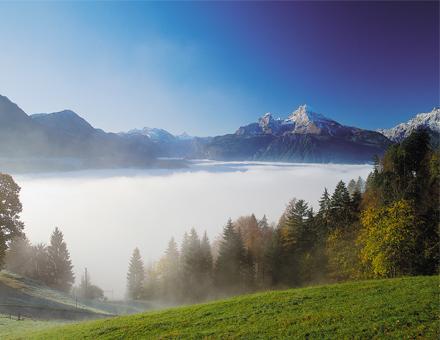 Für jede der 15 kreisangehörigen Kommunen des Berchtesgadener Lands wurde ein Energienutzungsplan mit Maßnahmenkatalog zur Umsetzung konkreter Projekte erarbeitet.
