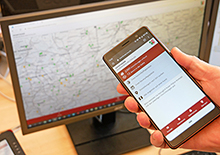 Nordrhein-Westfalen bietet mit dem Heimfinder als erstes Bundesland eine App an, die freie Pflegeplätze anzeigt.